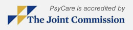 PsyCare is accredited by The Joint Commission
